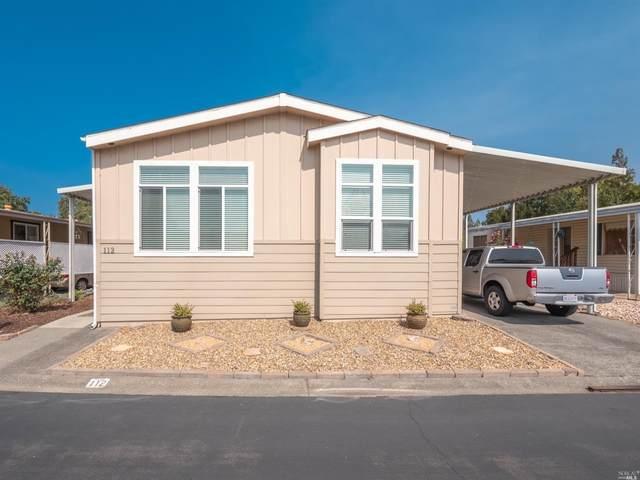 112 Shamrock Circle, Santa Rosa, CA 95403 (#22022325) :: HomShip