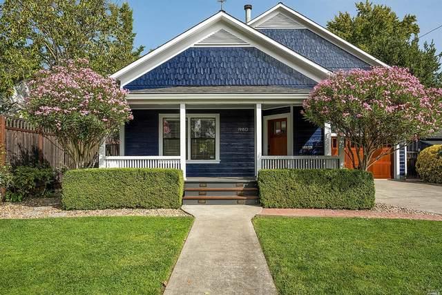 1980 Pine Street, Napa, CA 94559 (#22022336) :: Intero Real Estate Services