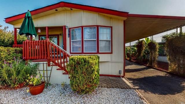 554 Vina Rose Drive, Petaluma, CA 94954 (#22022348) :: Lisa Perotti | Corcoran Global Living