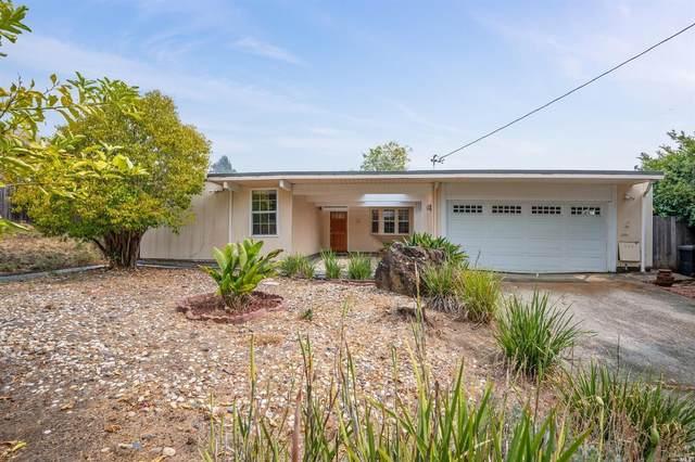 6 Wintergreen Terrace, San Rafael, CA 94903 (#22022352) :: Rapisarda Real Estate