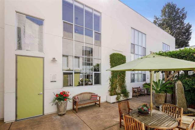 730 1st Street W #3, Sonoma, CA 95476 (#22022379) :: Hiraeth Homes