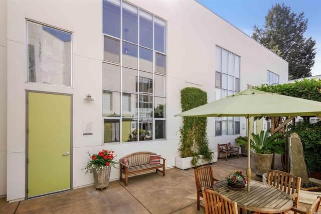 730 1st Street W #3, Sonoma, CA 95476 (#22022379) :: Golden Gate Sotheby's International Realty