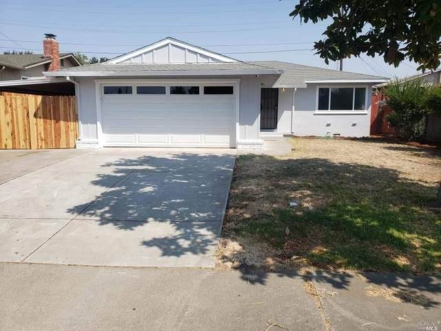 106 Hodges Street, Vallejo, CA 94589 (#22022384) :: Jimmy Castro Real Estate Group