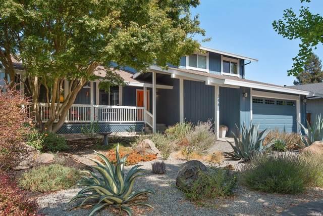 244 Fine Avenue, Sonoma, CA 95476 (#22022391) :: Golden Gate Sotheby's International Realty