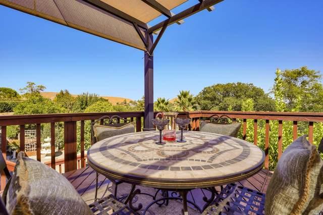 552 Montecillo Road, San Rafael, CA 94903 (#22022424) :: Rapisarda Real Estate