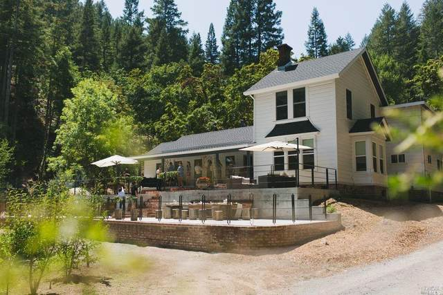16790 Armstrong Woods Road, Guerneville, CA 95446 (#22022430) :: HomShip