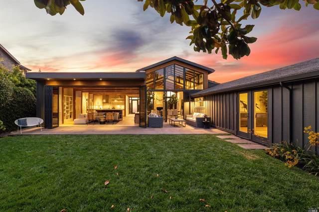 120 San Rafael Avenue, Belvedere, CA 94920 (#22022460) :: Intero Real Estate Services