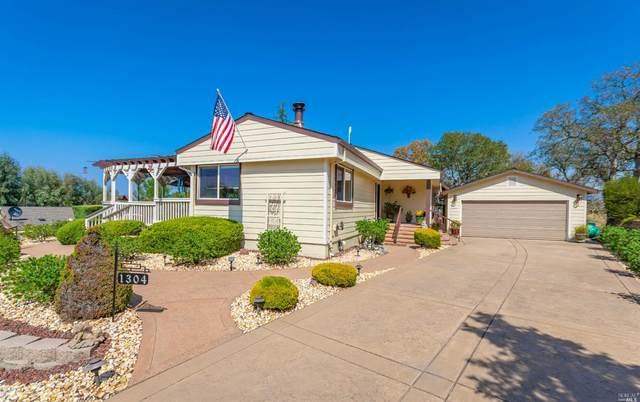 1304 Steele Canyon Road, Napa, CA 94558 (#22022468) :: Intero Real Estate Services