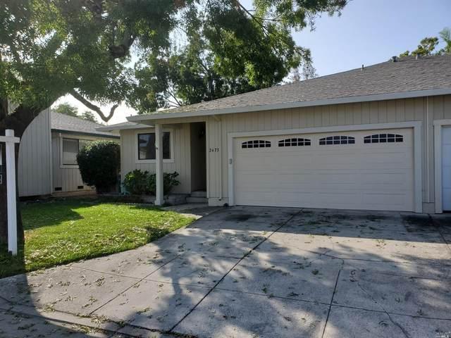 2473 College Park Circle, Santa Rosa, CA 95401 (#22022502) :: HomShip