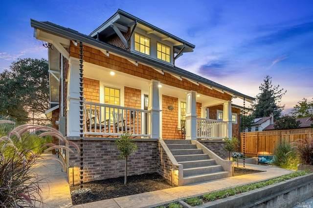 405 Jefferson Street, Napa, CA 94559 (#22022554) :: Intero Real Estate Services