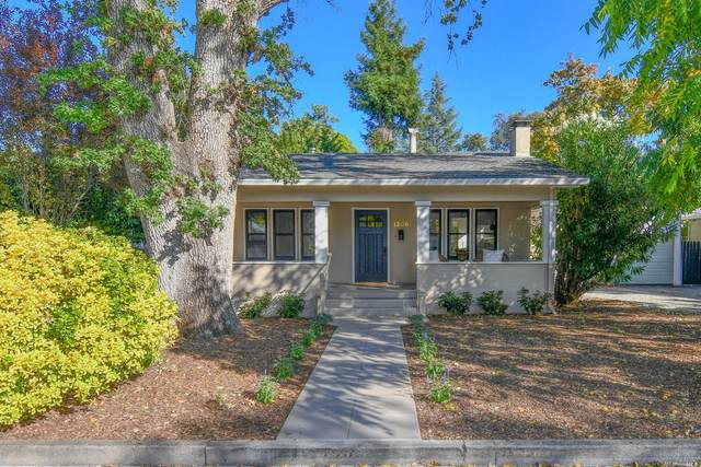 1206 Silver Street, Calistoga, CA 94515 (#22022565) :: Intero Real Estate Services