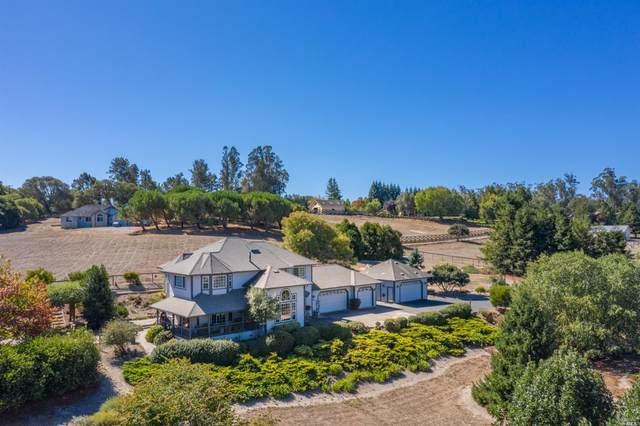 215 Stowring Road, Petaluma, CA 94952 (#22022571) :: Lisa Perotti | Corcoran Global Living
