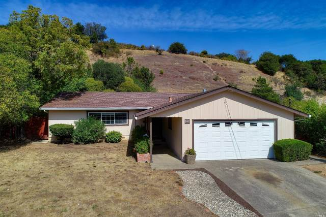282 Oleander Drive, San Rafael, CA 94903 (#22022580) :: HomShip