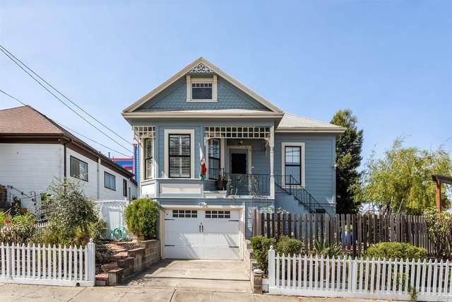 1325 Sutter Street, Vallejo, CA 94590 (#22022589) :: Lisa Perotti | Corcoran Global Living