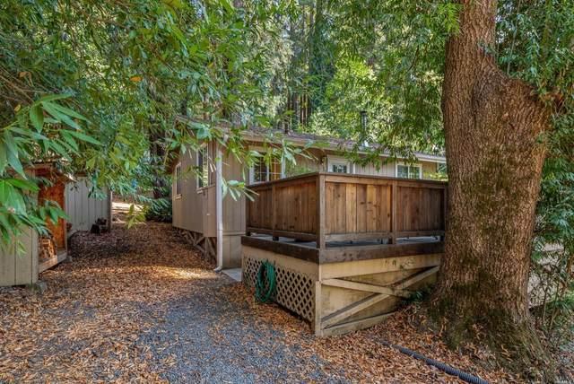 10911 Ogburn Lane, Forestville, CA 95436 (#22022591) :: Intero Real Estate Services