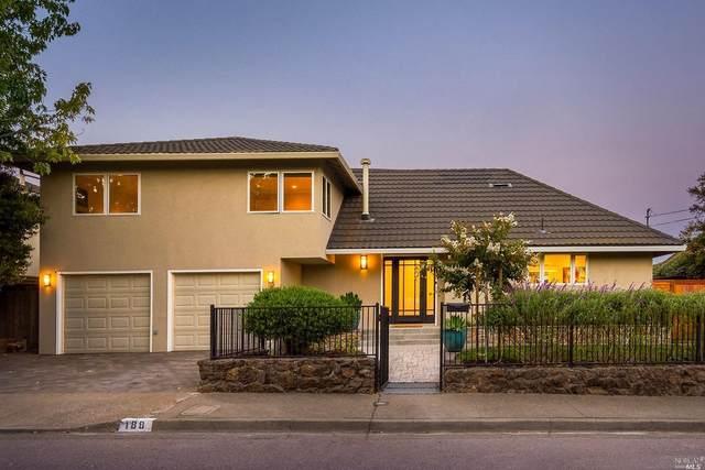 188 Ridgewood Drive, San Rafael, CA 94901 (#22022619) :: RE/MAX GOLD