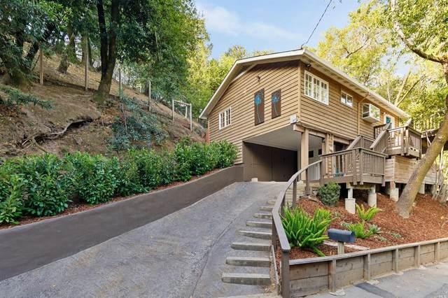 97 Berkeley Avenue, San Anselmo, CA 94960 (#22022629) :: Corcoran Global Living