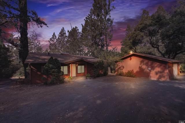 552 Community Hall Lane, St. Helena, CA 94574 (#22022646) :: Intero Real Estate Services