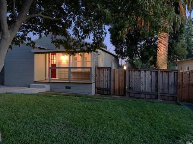 315 Nevada Street, Vallejo, CA 94590 (#22022651) :: Intero Real Estate Services