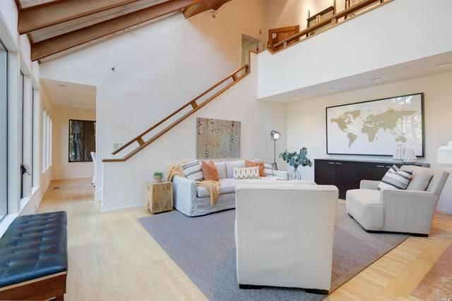 395 Marion Avenue, Mill Valley, CA 94941 (#22022660) :: Intero Real Estate Services