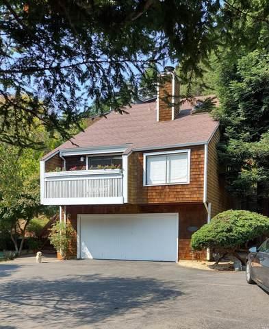 372 Pine Hill Road, Mill Valley, CA 94941 (#22022661) :: Intero Real Estate Services
