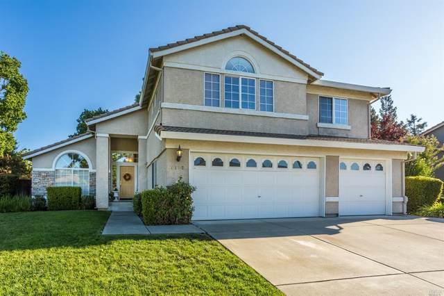 4118 Rowland Drive, Fairfield, CA 94533 (#22022673) :: Intero Real Estate Services