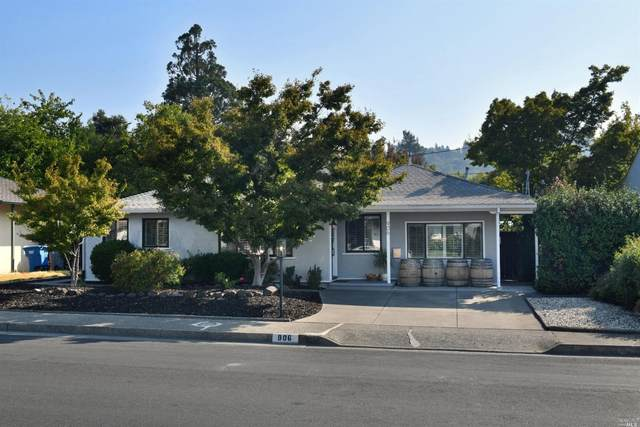 906 Harold Lane, Healdsburg, CA 95448 (#22022711) :: Hiraeth Homes