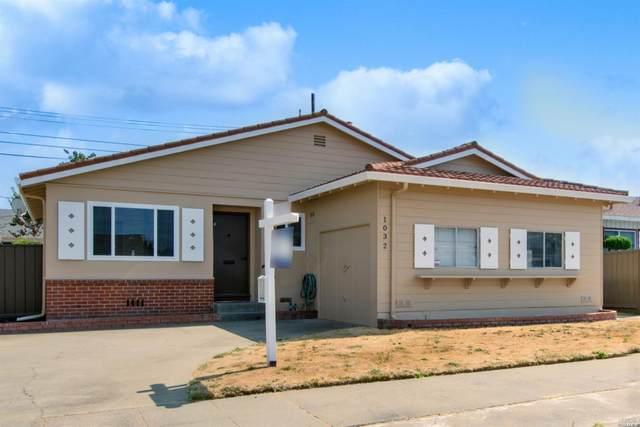 1032 Azalea Drive, Alameda, CA 94502 (#22022722) :: Rapisarda Real Estate