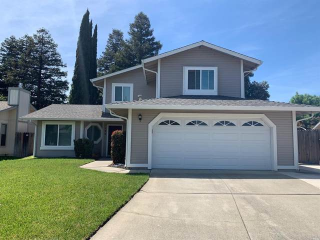 106 Marna Drive, Vacaville, CA 95687 (#22022752) :: W Real Estate | Luxury Team