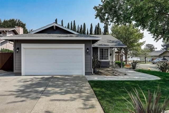 798 Fairfax Court, Fairfield, CA 94534 (#22022783) :: Intero Real Estate Services