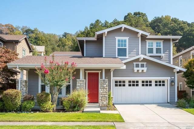 7 Hollyleaf Way, Novato, CA 94949 (#22022796) :: Golden Gate Sotheby's International Realty