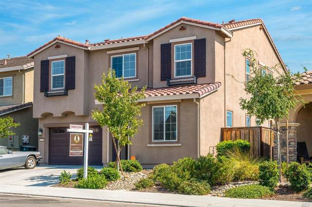 455 Sawyer Drive, Vacaville, CA 95687 (#22022845) :: Intero Real Estate Services