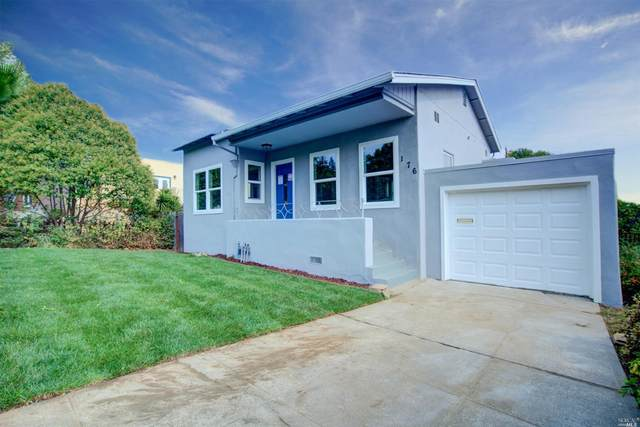 176 Mountain View Avenue, Vallejo, CA 94590 (#22022864) :: Corcoran Global Living