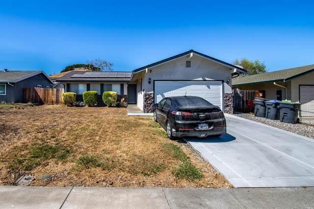 2601 Carnation Drive, Fairfield, CA 94533 (#22022912) :: Team O'Brien Real Estate