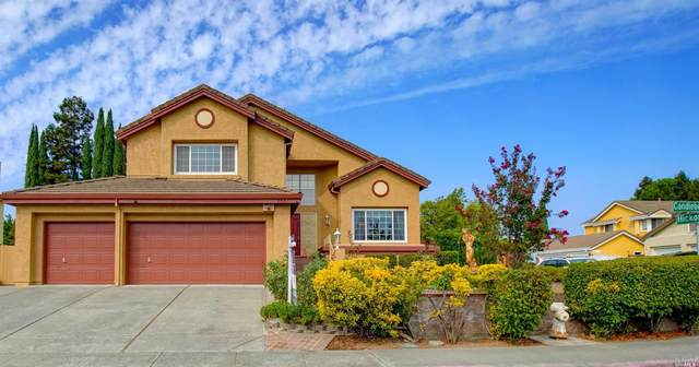 2991 Candleberry Way, Fairfield, CA 94533 (#22022975) :: Intero Real Estate Services