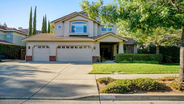 3825 Rollingwood Drive, Fairfield, CA 94534 (#22022979) :: Intero Real Estate Services