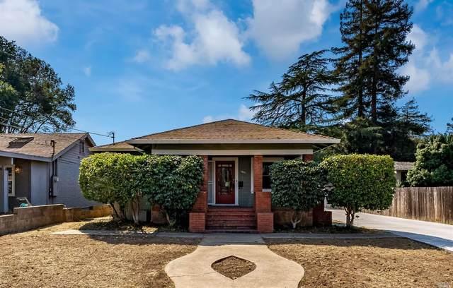 1601 Elm Street, Napa, CA 94559 (#22022995) :: Golden Gate Sotheby's International Realty
