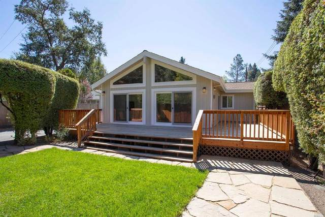 16297 Watson Road, Guerneville, CA 95446 (#22023001) :: RE/MAX GOLD