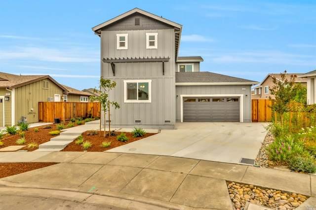 3525 San Sonita Place, Santa Rosa, CA 95403 (#22023042) :: Intero Real Estate Services