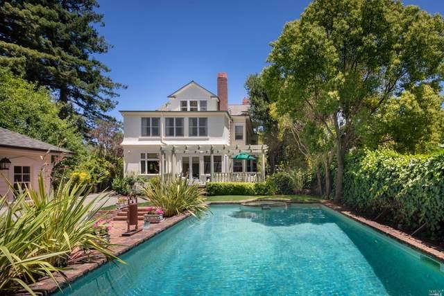 8 Redwood Drive, Ross, CA 94957 (#22023080) :: Team O'Brien Real Estate