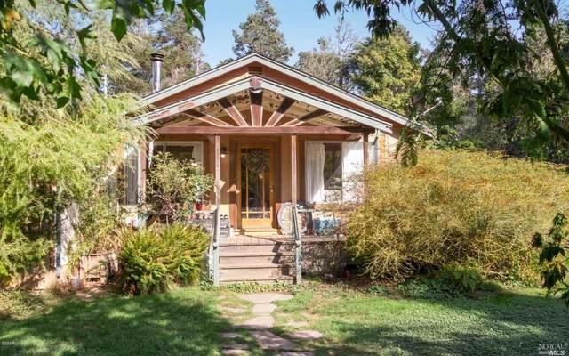 17201 Franklin Road, Fort Bragg, CA 95437 (#22023086) :: Intero Real Estate Services