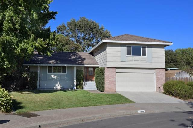 2303 Redford Place, Santa Rosa, CA 95403 (#22023089) :: HomShip