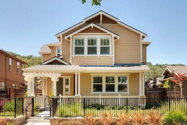 1627 Hill Road, Novato, CA 94947 (#22023163) :: Team O'Brien Real Estate