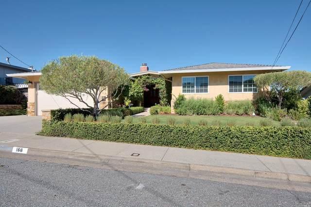 166 Ridgewood Drive, San Rafael, CA 94901 (#22023176) :: Team O'Brien Real Estate