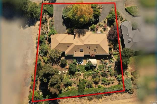4683 Ponderosa Drive, Santa Rosa, CA 95404 (#22023178) :: Corcoran Global Living
