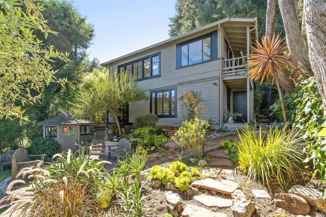 599 Edgewood Avenue, Mill Valley, CA 94941 (#22023181) :: Lisa Perotti | Corcoran Global Living