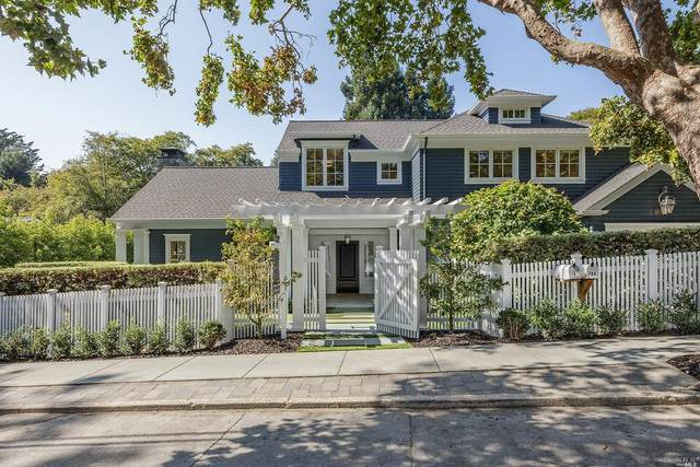 78 Sycamore Avenue, Mill Valley, CA 94941 (#22023199) :: Team O'Brien Real Estate