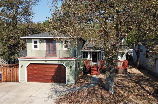 18783 North Shore Drive, Hidden Valley Lake, CA 95467 (#22023260) :: Intero Real Estate Services