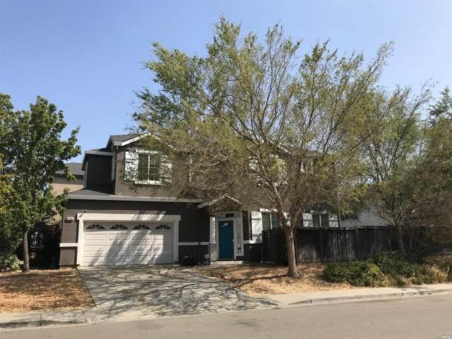 5156 Woodward Lane, Fairfield, CA 94533 (#22023283) :: Intero Real Estate Services
