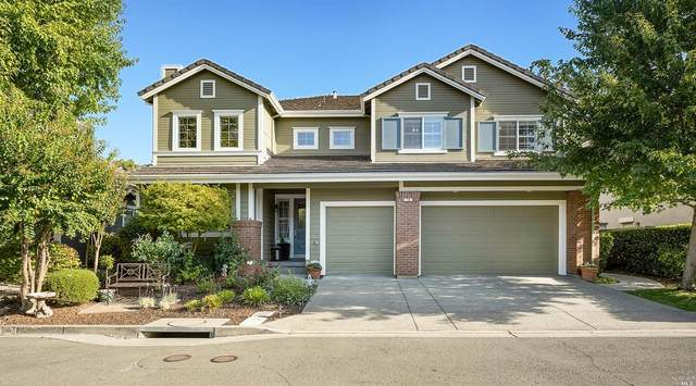 18 Lodestar Lane, Napa, CA 94558 (#22023307) :: Golden Gate Sotheby's International Realty